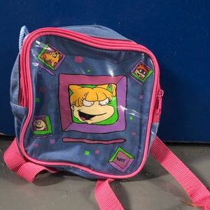 Rugrats vintage mini backpack